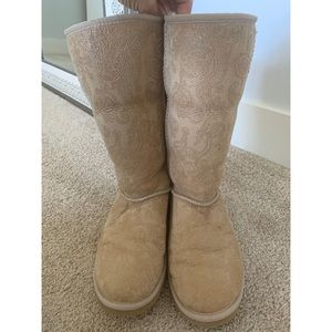 Limited edition UGG boots